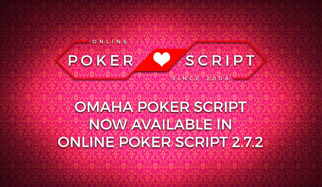 Omaha Poker Script