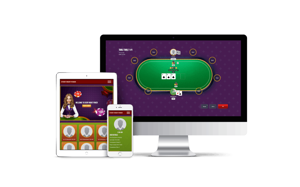 poker software design